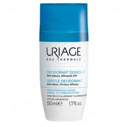 Uriage Desodorizante Suave - 50 mL - comprar Uriage Desodorizante Suave - 50 mL online - Farmácia Barreiros - farmácia de ser...