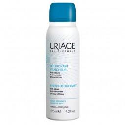 Uriage Desodorizante Refrescante - 125 mL - comprar Uriage Desodorizante Refrescante - 125 mL online - Farmácia Barreiros - f...