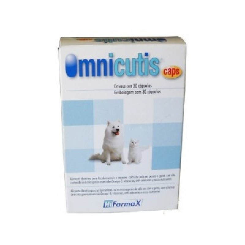 Omnicutis Cápsulas - 30 cápsulas - comprar Omnicutis Cápsulas - 30 cápsulas online - Farmácia Barreiros - farmácia de serviço