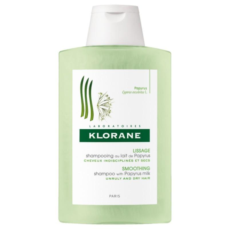 Klorane Champô de Leite de Papiro - 400 mL - comprar Klorane Champô de Leite de Papiro - 400 mL online - Farmácia Barreiros -...