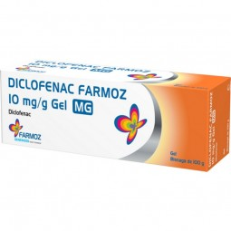 Diclofenac Farmoz - 10 mg/g-100 g - comprar Diclofenac Farmoz - 10 mg/g-100 g online - Farmácia Barreiros - farmácia de serviço