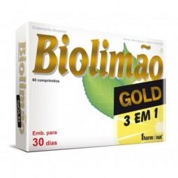 Biolimao Gold - 60 comprimidos - comprar Biolimao Gold - 60 comprimidos online - Farmácia Barreiros - farmácia de serviço