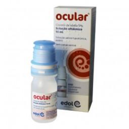 Ocular Solução Oftálmica - 10 mL - comprar Ocular Solução Oftálmica - 10 mL online - Farmácia Barreiros - farmácia de serviço