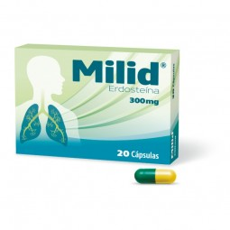Milid - 300 mg - comprar Milid - 300 mg online - Farmácia Barreiros - farmácia de serviço