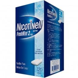 Nicotinell Freshmint 2mg - 120 gomas para mascar medicamentosas - comprar Nicotinell Freshmint 2mg - 120 gomas para mascar me...