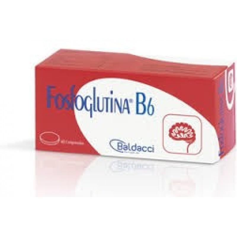 Fosfoglutina B6 - 60 comprimidos - comprar Fosfoglutina B6 - 60 comprimidos online - Farmácia Barreiros - farmácia de serviço