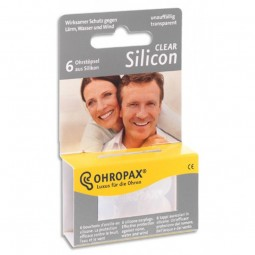 Ohropax Silicone Tampões Ouvidos - 6 tampões - comprar Ohropax Silicone Tampões Ouvidos - 6 tampões online - Farmácia Barreir...