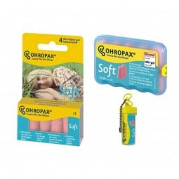 Ohropax Soft Tampões Ouvidos - 10 tampões - comprar Ohropax Soft Tampões Ouvidos - 10 tampões online - Farmácia Barreiros - f...