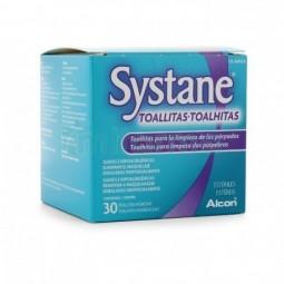 Systane Toalhitas Oftalmológicas - 30 toalhitas - comprar Systane Toalhitas Oftalmológicas - 30 toalhitas online - Farmácia B...