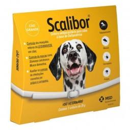Scalibor Protector Band 4% p/p coleira 65 cm para cão grande - 1 coleira (65 cm) - comprar Scalibor Protector Band 4% p/p col...
