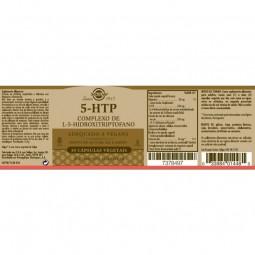 Solgar 5-HTP - 30 cápsulas - comprar Solgar 5-HTP - 30 cápsulas online - Farmácia Barreiros - farmácia de serviço