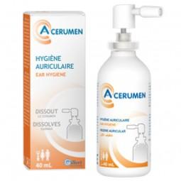 A-Cerumen Spray Auricular - 40 mL - comprar A-Cerumen Spray Auricular - 40 mL online - Farmácia Barreiros - farmácia de serviço