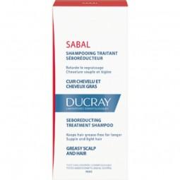 Ducray Sabal Champô Cuidado Seborregulador - 200 mL - comprar Ducray Sabal Champô Cuidado Seborregulador - 200 mL online - Fa...