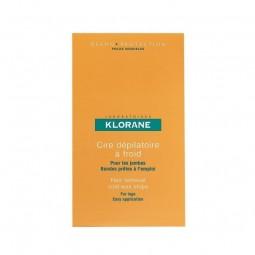 Klorane Cera Depilatória Fria - 6 bandas depilatórias - comprar Klorane Cera Depilatória Fria - 6 bandas depilatórias online ...