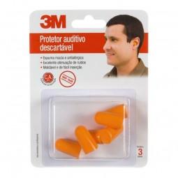 3M Protetores Auditivos Descartáveis Adulto - 1 embalagem - comprar 3M Protetores Auditivos Descartáveis Adulto - 1 embalagem...