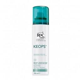 RoC Keops Desodorizante Spray Seco - 150 mL - comprar RoC Keops Desodorizante Spray Seco - 150 mL online - Farmácia Barreiros...
