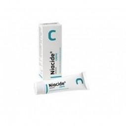 Niacide Creme - 50 g - comprar Niacide Creme - 50 g online - Farmácia Barreiros - farmácia de serviço