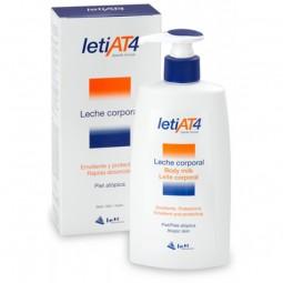 Leti LetiAT4 Leite Corporal - 250 mL - comprar Leti LetiAT4 Leite Corporal - 250 mL online - Farmácia Barreiros - farmácia de...