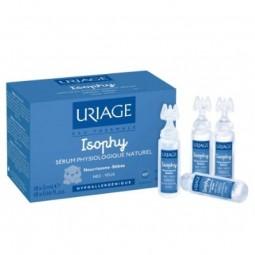 Uriage Bebé Isophy Monodoses - 18 monodoses x 5 mL - comprar Uriage Bebé Isophy Monodoses - 18 monodoses x 5 mL online - Farm...