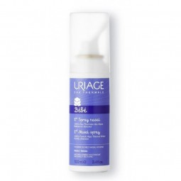 Uriage Bebé Isophy 1º Spray Nasal - 100 mL - comprar Uriage Bebé Isophy 1º Spray Nasal - 100 mL online - Farmácia Barreiros -...