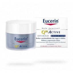 Eucerin Q10 Active Creme Noite - 50 mL - comprar Eucerin Q10 Active Creme Noite - 50 mL online - Farmácia Barreiros - farmáci...