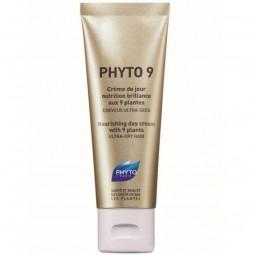 Phyto 9 Creme Nutrição - 50 mL - comprar Phyto 9 Creme Nutrição - 50 mL online - Farmácia Barreiros - farmácia de serviço