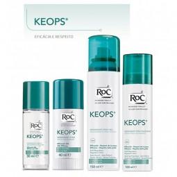 RoC Keops Stick Desodorizante - 40 mL - comprar RoC Keops Stick Desodorizante - 40 mL online - Farmácia Barreiros - farmácia ...