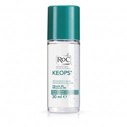 RoC Keops Desodorizante Roll-On - 30 mL - comprar RoC Keops Desodorizante Roll-On - 30 mL online - Farmácia Barreiros - farmá...