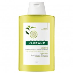 Klorane Champô de Polpa de Cidra - 200 mL - comprar Klorane Champô de Polpa de Cidra - 200 mL online - Farmácia Barreiros - f...