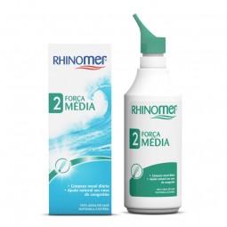 Rhinomer Spray Nasal Força 2 - 135 mL - comprar Rhinomer Spray Nasal Força 2 - 135 mL online - Farmácia Barreiros - farmácia ...