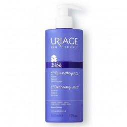 Uriage Bebé 1ª Água de Limpeza - 500 mL - comprar Uriage Bebé 1ª Água de Limpeza - 500 mL online - Farmácia Barreiros - farmá...