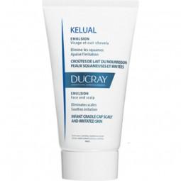 Ducray Kélual Emulsão - 50 mL - comprar Ducray Kélual Emulsão - 50 mL online - Farmácia Barreiros - farmácia de serviço