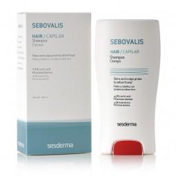 Sesderma Sebovalis Champô Tratamento - 200 mL - comprar Sesderma Sebovalis Champô Tratamento - 200 mL online - Farmácia Barre...