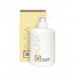 D'Aveia Hidratante Corporal - 300 mL - comprar D'Aveia Hidratante Corporal - 300 mL online - Farmácia Barreiros - farmácia de...