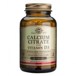 Solgar Citrato De Cálcio com Vitamina D3 - 60 comprimidos - comprar Solgar Citrato De Cálcio com Vitamina D3 - 60 comprimidos...