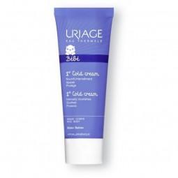 Uriage Bebé 1º Cold Cream - 75 mL - comprar Uriage Bebé 1º Cold Cream - 75 mL online - Farmácia Barreiros - farmácia de serviço