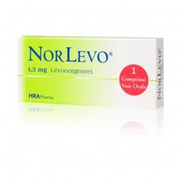 Norlevo - 1,5 mg - comprar Norlevo - 1,5 mg online - Farmácia Barreiros - farmácia de serviço