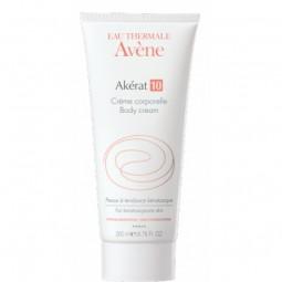 Avène Akérat 10 Creme - 200 mL - comprar Avène Akérat 10 Creme - 200 mL online - Farmácia Barreiros - farmácia de serviço