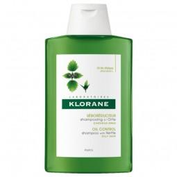 Klorane Champô de Ortiga - 200 mL - comprar Klorane Champô de Ortiga - 200 mL online - Farmácia Barreiros - farmácia de serviço