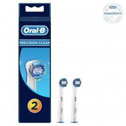 Oral-B Precision Recarga Escova Elétrica - 2 cabeças de substituição - comprar Oral-B Precision Recarga Escova Elétrica - 2 c...
