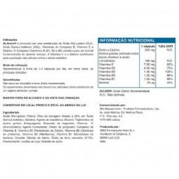 Alanerv - 30 cápsulas moles - comprar Alanerv - 30 cápsulas moles online - Farmácia Barreiros - farmácia de serviço