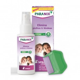 Paranix Spray c/Pente - 100 mL + pente - comprar Paranix Spray c/Pente - 100 mL + pente online - Farmácia Barreiros - farmáci...