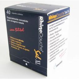 RhinoDouche Sal XL - 40 saquetas - comprar RhinoDouche Sal XL - 40 saquetas online - Farmácia Barreiros - farmácia de serviço