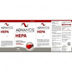 Advancis Hepa - 60 cápsulas - comprar Advancis Hepa - 60 cápsulas online - Farmácia Barreiros - farmácia de serviço