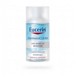 Eucerin DermatoCLEAN Desmaquilhante Olhos - 125 mL - comprar Eucerin DermatoCLEAN Desmaquilhante Olhos - 125 mL online - Farm...