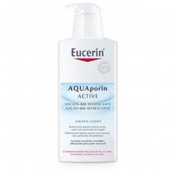 Eucerin AQUAporin Active Loção-Gel Refrescante - 400 mL - comprar Eucerin AQUAporin Active Loção-Gel Refrescante - 400 mL onl...