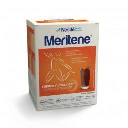 Meritene Sabor Chocolate - 15 saquetas - comprar Meritene Sabor Chocolate - 15 saquetas online - Farmácia Barreiros - farmáci...
