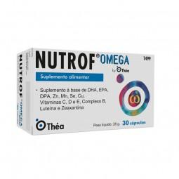Nutrof Omega - 30 cápsulas - comprar Nutrof Omega - 30 cápsulas online - Farmácia Barreiros - farmácia de serviço