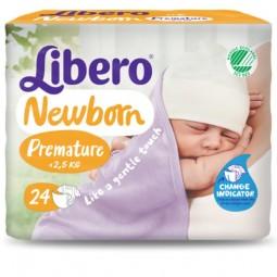 Libero Newborn Prematuro - 24 unidades - comprar Libero Newborn Prematuro - 24 unidades online - Farmácia Barreiros - farmáci...