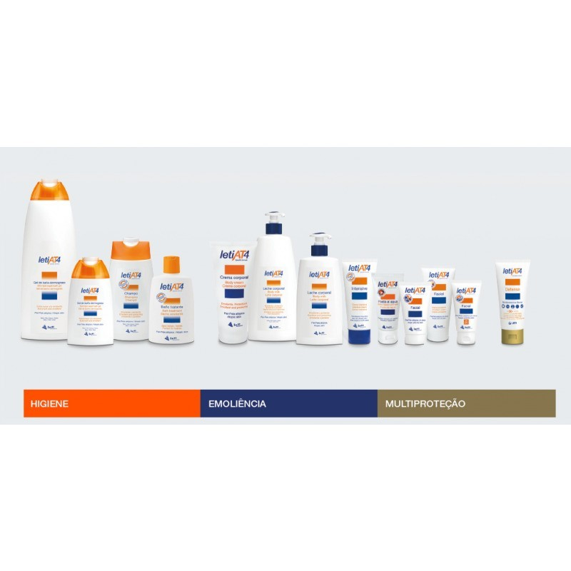 Leti LetiAT4 Pasta de Água - 75 g - comprar Leti LetiAT4 Pasta de Água - 75 g online - Farmácia Barreiros - farmácia de serviço